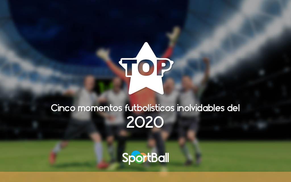 Cinco momentos futbolísticos inolvidables del 2019