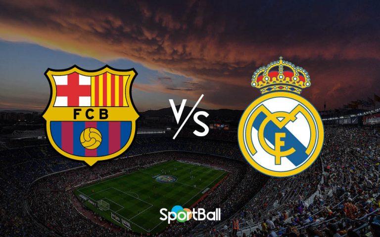 Clásico Barcelona - Real Madrid