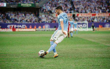 David Villa, una leyenda que se retiró en 2019.
