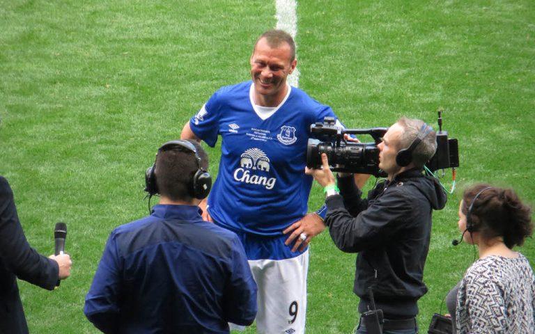 Duncan Ferguson Everton