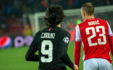 Cavani es una leyenda en el PSG.