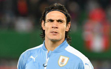 Cavani es una leyenda de la Selección de Uruguay.