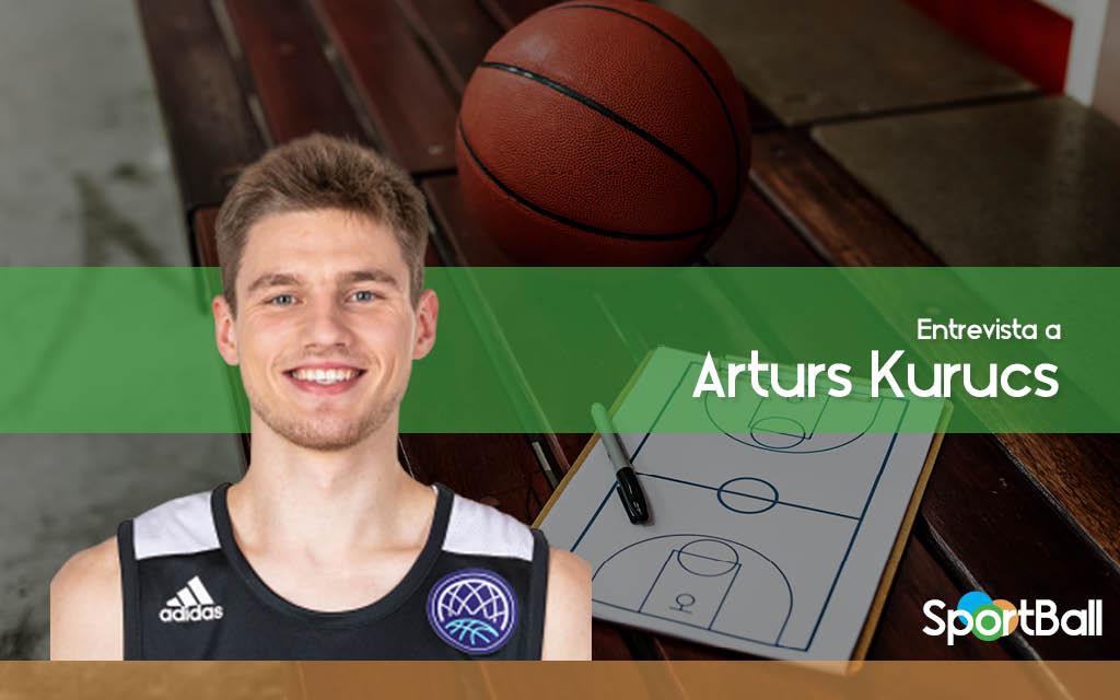 """Entrevista a Arturs Kurucs: """"puede que vaya al Draft"""""""