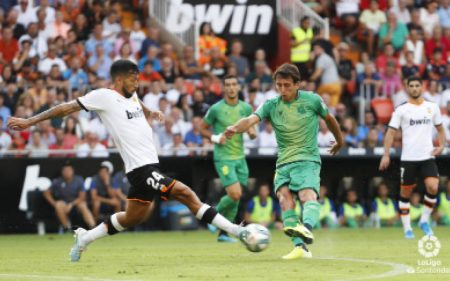 Garay es uno de los jugadores que acaban contrato en 2020.