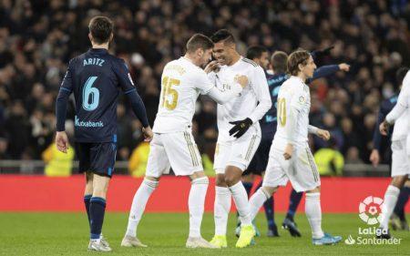 Fede Valverde Real Madrid 2019-2020