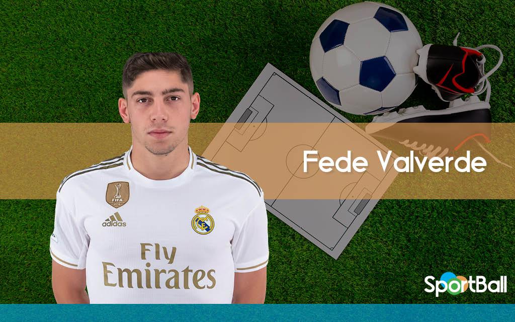 Fede Valverde, la gran apuesta de Zinedine Zidane