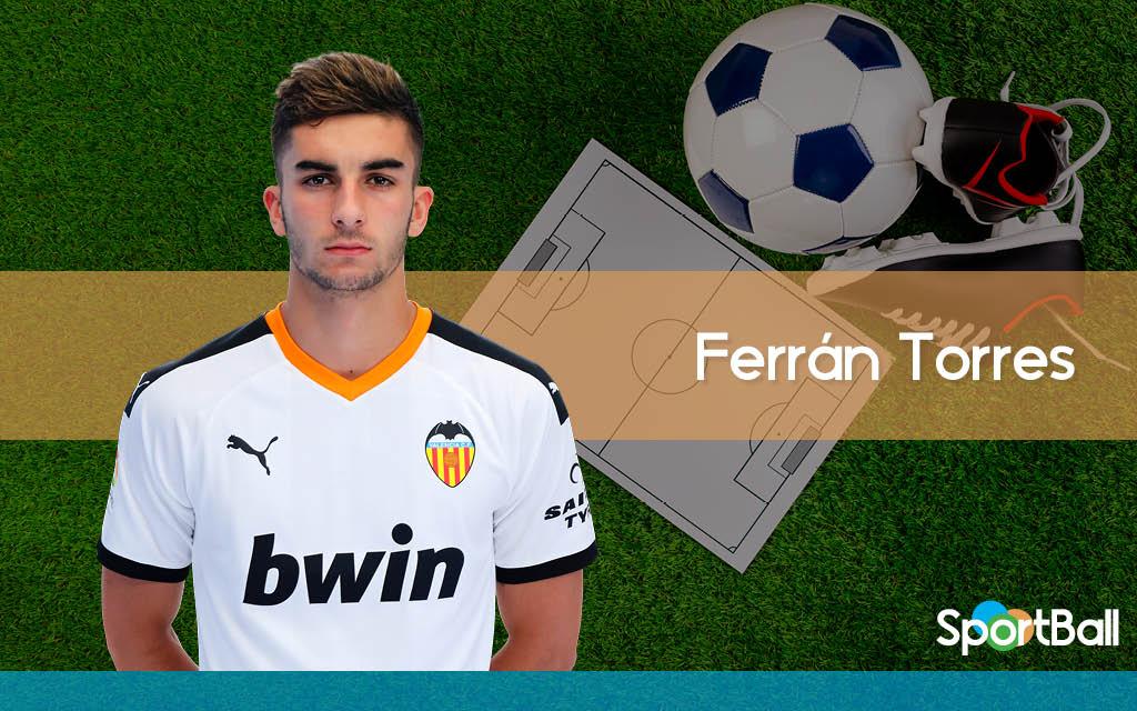 Ferrán Torres, presente y futuro del Valencia