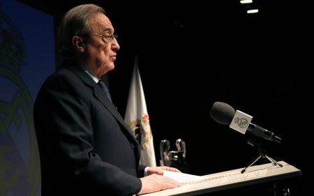 Juni Calafat es uno de los hombres de confianza de Florentino Pérez en el Real Madrid.