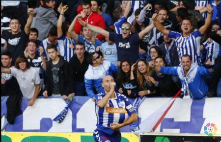 Gaizka Toquero llevó al Alavés a la Final de la Copa del Rey.
