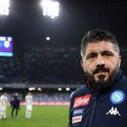 Gattuso encara una nueva etapa como entrenador en el Napoli