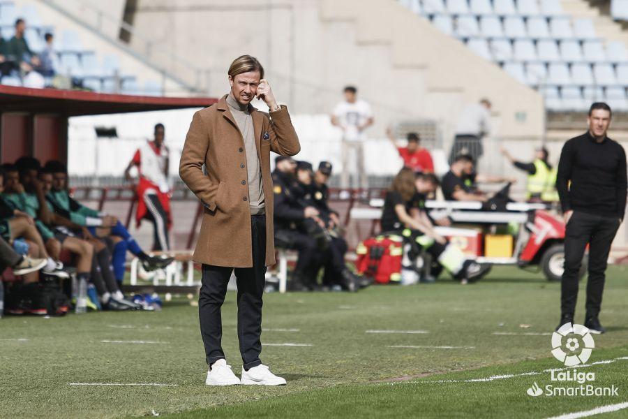 Guti, entrenador del Almería