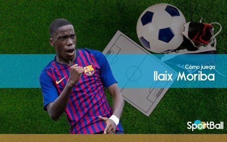 Ilaix Moriba - Cómo juega, equipos y estadísticas