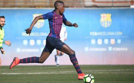 Cómo juega Ilaix Moriba, el nuevo diamante del FC Barcelona