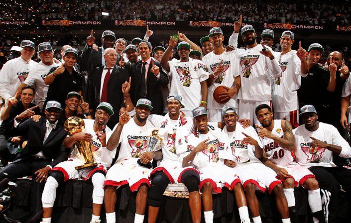 Miami Heat 2011-2012: el primer anillo de LeBron James