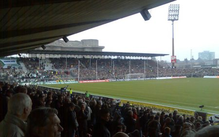 Millerntor-Stadion, estadio del Sankt Pauli