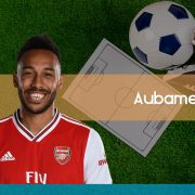 Aubameyang, la luz del Arsenal