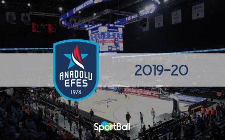 Plantilla del Anadolu Efes 2019-2020
