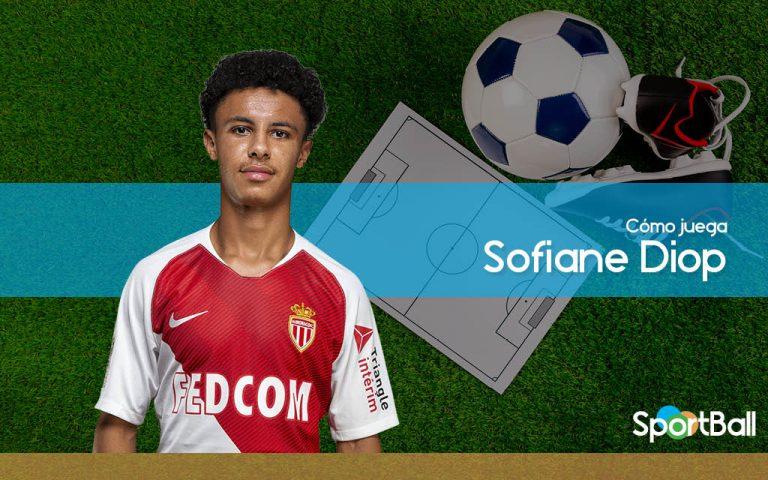 Sofiane Diop - Cómo juega, equipos y estadísticas
