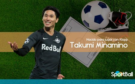 Así juega Takumi Minamino, el nuevo jugador del Liverpool de Klopp