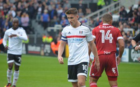 Tom Cairney, uno de los jugadores clave del Fulham.