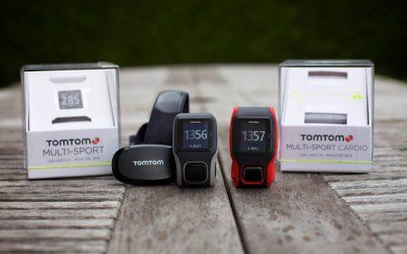 Mejores pulsómetros: TomTom MultiSport Cardio