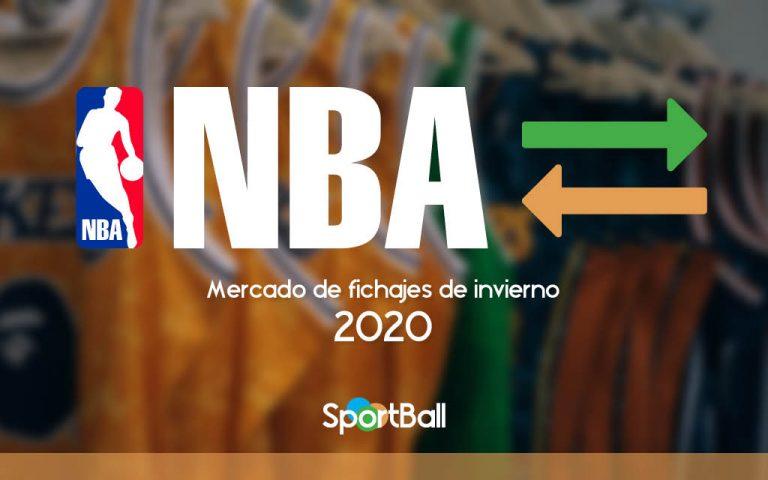 Traspasos, rumores y fichajes NBA 2020