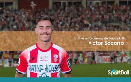 Víctor Socorro, desparpajo, talento y descaro