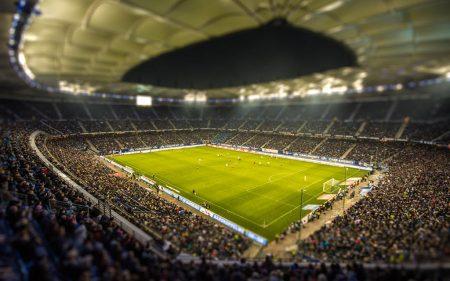 Volksparkstadion, estadio del Hamburgo S.V.