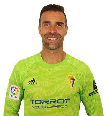 11 ideal de la Liga SmartBank con los mejores jugadores: Alberto Cifuentes (Cádiz)