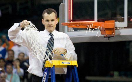 Billy Donovan, entrenador de Oklahoma City Thunder .