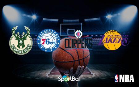 Bucks, Sixers, Lakers y Clippers: por qué sí y por qué no ganarán el anillo
