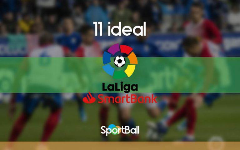 El once ideal de lo que llevamos de Liga Smartbank