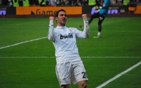 Gonzalo Higuaín es uno de los mejores fichajes del mercado de invierno de la Real Madrid.