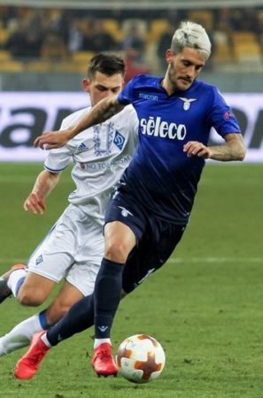 Luis Alberto es una de las estrellas de la Lazio.