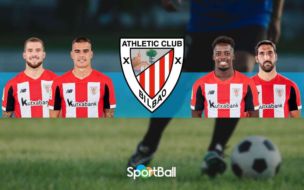 Plantilla Athletic Bilbao 2020