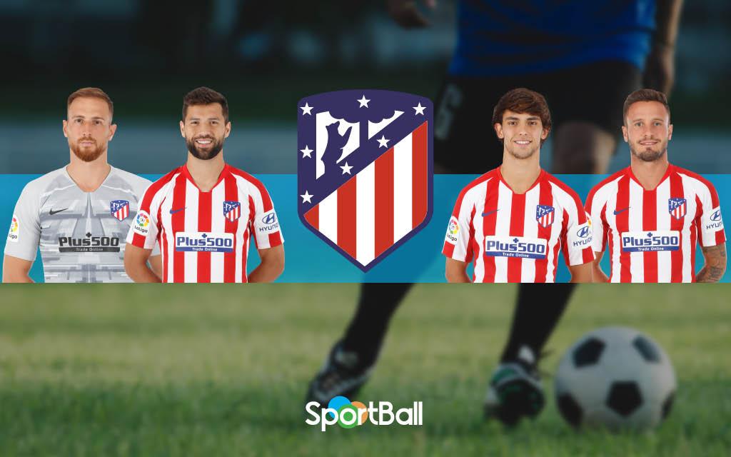 Plantilla Atlético de Madrid 2020