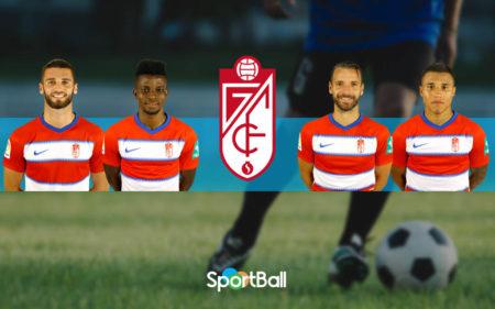 Plantilla Granada 2020