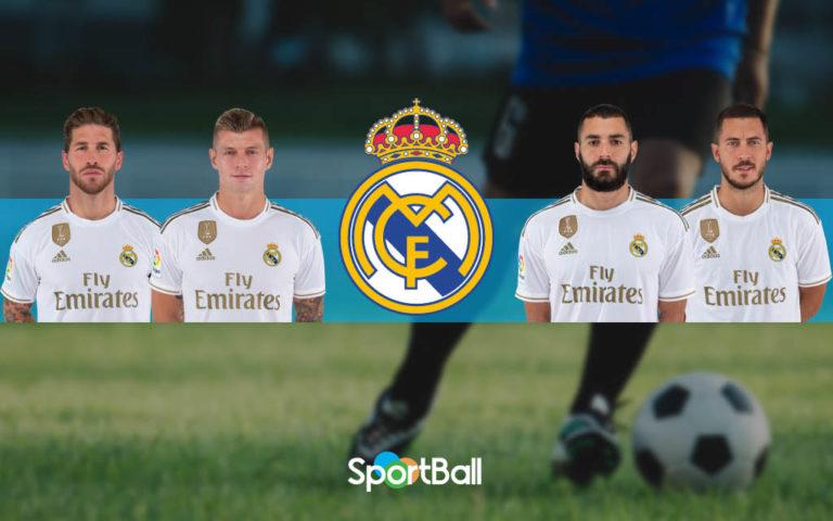 Plantilla Real Madrid 2020