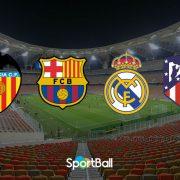 La nueva Supercopa: una batalla a 4