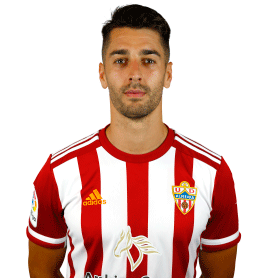 Jugadores y plantilla de la Almería 2019-2020 - César de la Hoz