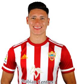 Jugadores y plantilla de la Almería 2019-2020 - Darwin Núñez