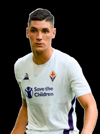 Jugadores y plantilla de la Fiorentina 2019-2020 - Nikola-Milenkovic