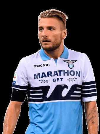Jugadores y plantilla de la Lazio 2019-2020 - Ciro-Immobile