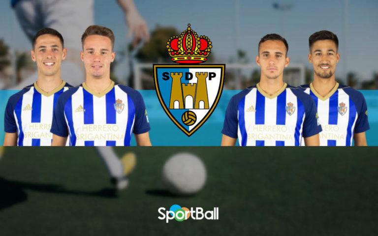 Jugadores y plantilla de la Ponferradina 2019-2020