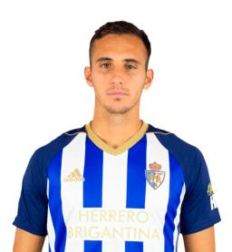 Jugadores y plantilla de la Ponferradina 2019-2020 - Franco Russo