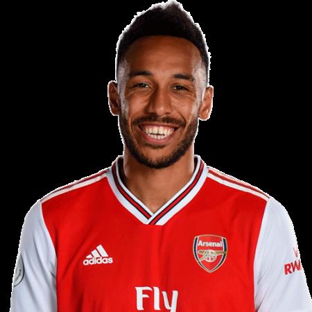 Jugadores y plantilla del Arsenal 2019-2020 -Aubameyang