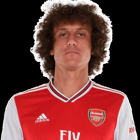 Jugadores y plantilla del Arsenal 2019-2020 - David Luiz