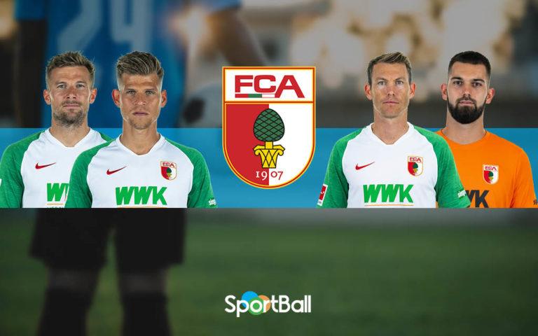 Jugadores y plantilla del Augsburgo 2019-2020