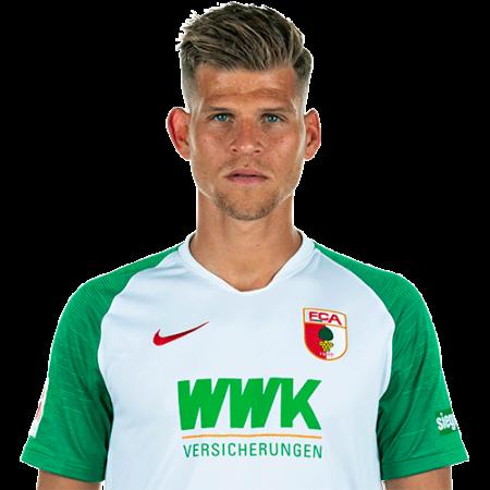 Jugadores y plantilla del Augsburgo 2019-2020 - Florian Niederlechner