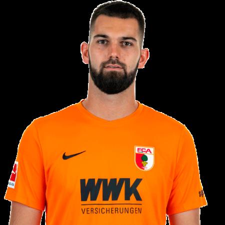 Jugadores y plantilla del Augsburgo 2019-2020 - Tomas Koubek